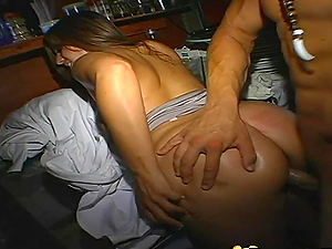 A Girl Gets Fucked By A Stripper