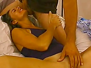 Homemade Video With Horny Couple Enjoying In Sex