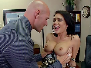 Big Tits Office Lady Jessica Jaymes having hot sex