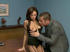 How To Fuck In The Office Like Breanne Benson